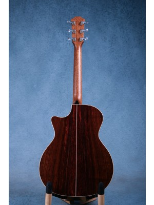 Taylor 814CE-DLX Deluxe V-Class Grand Auditorium Acoustic Electric Guitar - 1105069009