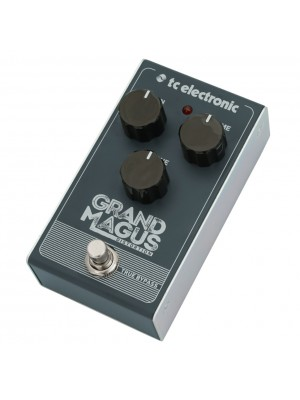 TC Electronic Grand Magus All-Analog Distortion Guitar Effects Pedal