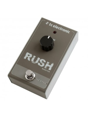 TC Electronic Rush Booster All-Analog Boost Guitar Effects Pedal