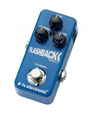 TC Electronic Flashback 2 Mini Delay Guitar Effects Pedal