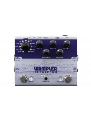 Wampler Terraform - Modulation Multi-Effect Pedal