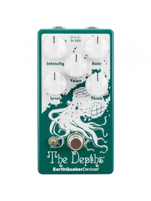 Earthquaker Devices The Depths Optical Vibe Machine v2 Effects Pedal