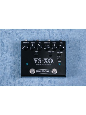 Truetone V3 VS-XO Dual Overdrive Effects Pedal - Preowned