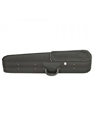 V-Case 4/4 Size Moulded Violin Case