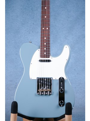 Fender American Professional Telecaster Sonic Grey Electric Guitar - Preowned