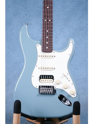 Fender American Professional Stratocaster HSS Shawbucker Sonic Gray Electric Guitar - Preowned