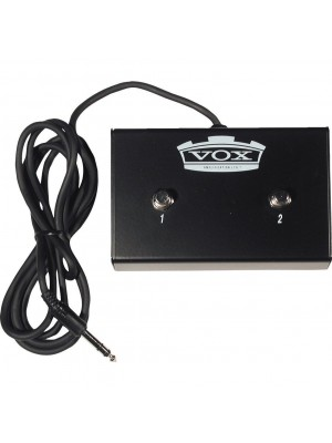 Vox Dual Footswitch