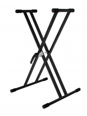 Xtreme KS162 Slimline Double X Braced Keyboard Stand