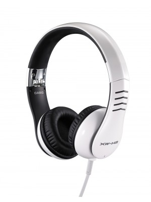 Casio XWH2 - Performance headphones -foldable-White