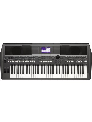 Yamaha PSRS670 61-Key Arranger Workstation