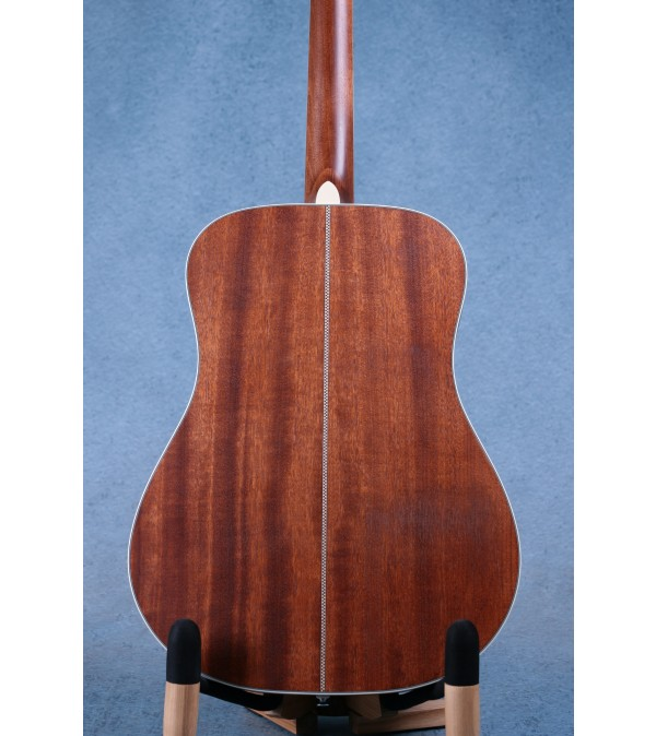 Fender Paramount PM-1 Standard Dreadnought Mahogany Acoustic Guitar - Preowned