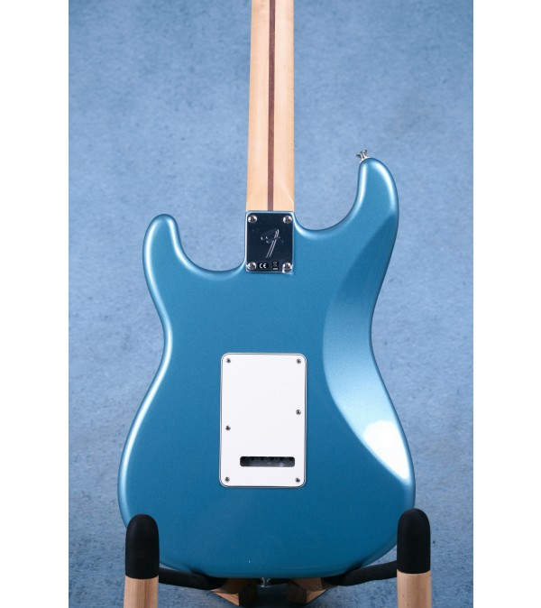 Fender Player Series Stratocaster Tidepool Blue Electric Guitar - MX19136998