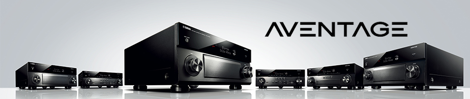 AV Receivers & Amplifiers