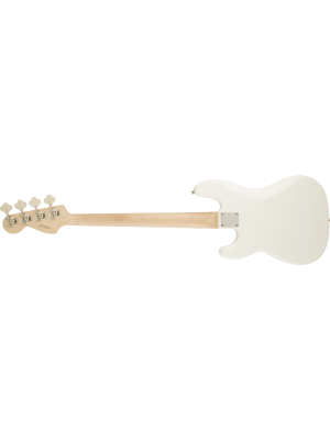 Squier Affinity Series PJ Precision Bass Olympic White Electric Bass Guitar