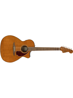 Fender Newporter Player, Walnut Fingerboard, Mocha