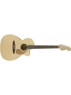 Fender Newporter Player Acoustic Guitar - Champagne