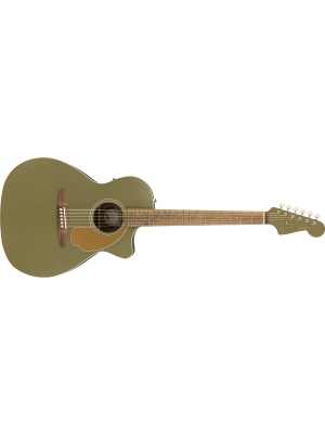 Fender Newporter Player, Walnut Fingerboard, Olive Satin
