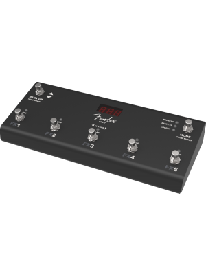 Fender GTX-7 Footswitch for Mustang GTX Amplifiers