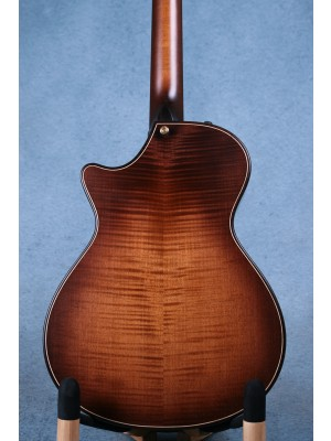 Taylor Builder's Edition 652ce Grand Concert 12-String Acoustic Electric Guitar Preowned - 1202200086