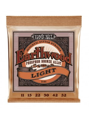 Ernie Ball 2148 Super Slinky Phosphor Bronze Acoustic Guitar Strings