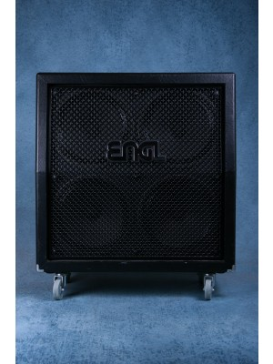 ENGL Pro Slanted 4x12 Guitar Speaker Extension Cabinet - Preowned