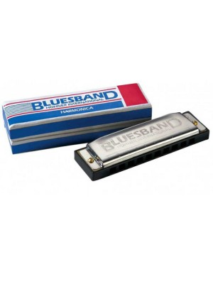 Hohner 559 Blues Band Key C Beginner Harmonica