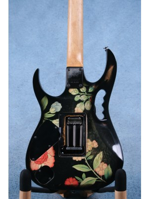 Ibanez JEM77FP 1988 Floral Pattern Steve Vai Signature Electric Guitar - Preowned