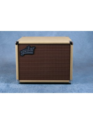 Aguilar DB112 1x12 300w Bass Guitar Extension Cabinet 8 Ohm Boss Tweed - Preowned