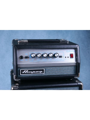 Ampeg Micro VR Stack 200w Head + 2x10 Extension Cabinet - Preowned