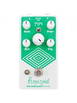 EarthQuaker Devices Arpanoid Polyphonic Pitch Arpeggiator Effects Pedal