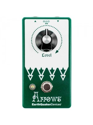 EarthQuaker Devices Arrows Preamp Booster V2 Effects Pedal