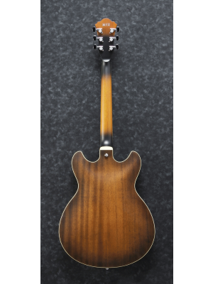 Ibanez AS53 TF Tobacco Flat Electric Guitar