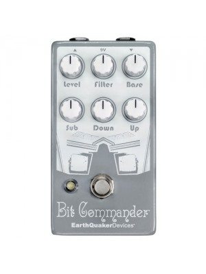 EarthQuaker Devices Bit Commander Analog Octave Synth V2 Effects Pedal