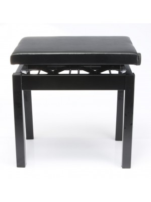 Casio PBBK Adjustable piano stool - Black