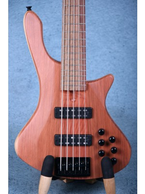 Cole Clark Long Lady LLB5-RD Electric Bass Guitar - 19