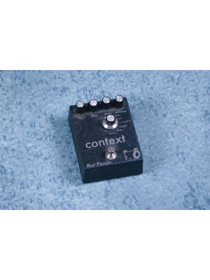 Red Panda Context Reverb Effects Pedal - Preowned