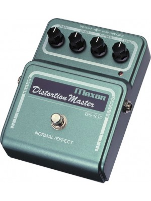 Maxon DS830 Distortion Master Guitar Effects Pedal