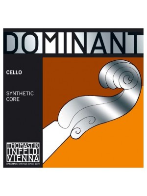 DR Thomastik Dominant Cello String Set 3/4