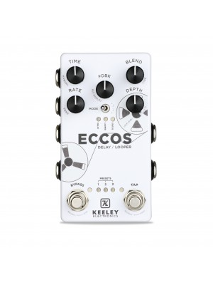 Keeley ECCOS Stereo Tape Delay/Looper