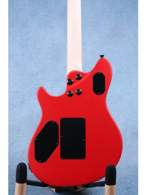 EVH Wolfgang Special Satin Red Electric Guitar - WG165419M