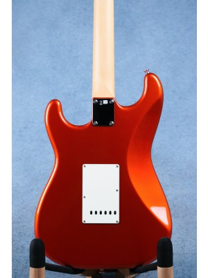 Fender Made In Japan Hybrid '60s Stratocaster Candy Tangerine Electric Guitar - JD20012705