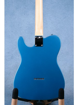 Fender Made In Japan Traditional 60's Telecaster Lake Placid Blue Electric Guitar - JD21003978