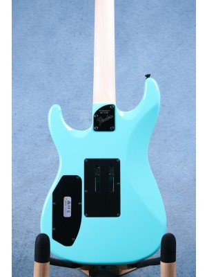 Fender Limited Edition HM Heavy Metal Stratocaster Ice Blue Electric Guitar - JFFD20000373