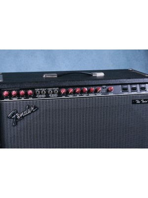Fender The Twin 2x12 Guitar Combo Amplifier Preowned - L080936