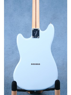 Fender Player Mustang Sonic Blue Electric Guitar - MX19201584