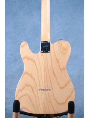 Fender Jimmy Page Telecaster Natural Electric Guitar (B-STOCK) - MXN04408B