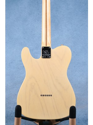 Fender Custom Shop Limited Edition 70th Anniversary Broadcaster NOS Faded Nocaster Blonde - R107278