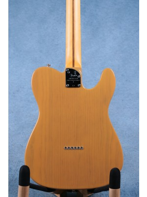 Fender American Professional Telecaster Left-Hand Butterscotch Blonde Electric Guitar - US20067514