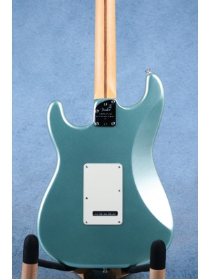 Fender American Professional II Stratocaster Mystic Surf Green Electric Guitar - US20069724