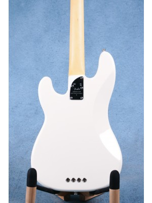 Fender American Professional II Olympic White Precision Bass Guitar - US20076116
